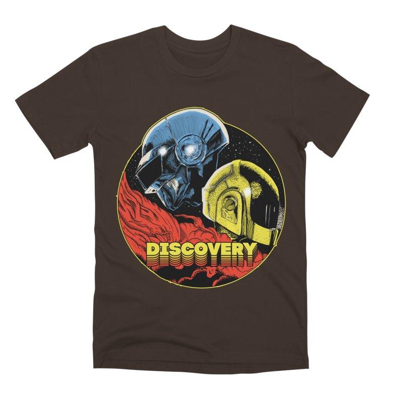 Discovery Men's Premium T-Shirt by RJ Artworks's Artist Shop