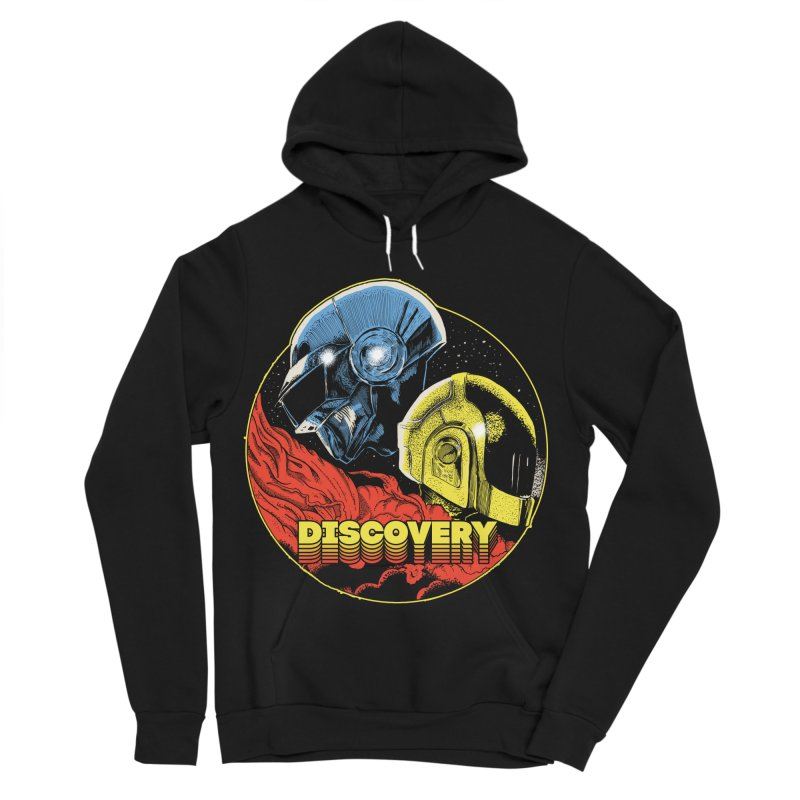 Discovery Women's Sponge Fleece Pullover Hoody by RJ Artworks's Artist Shop