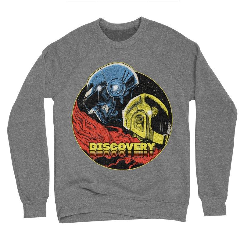 Discovery Women's Sponge Fleece Sweatshirt by RJ Artworks's Artist Shop