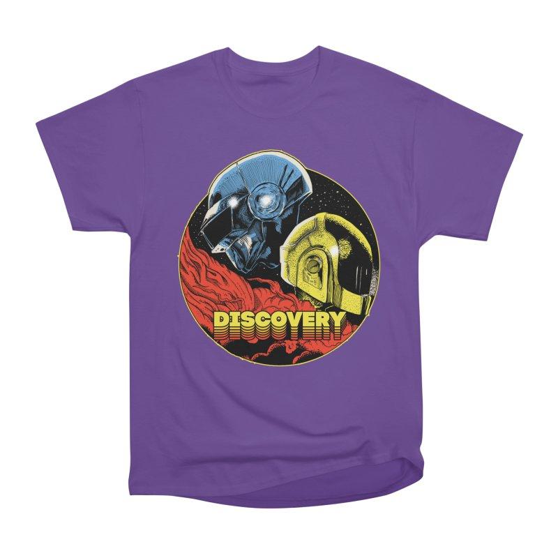 Discovery Men's Heavyweight T-Shirt by RJ Artworks's Artist Shop