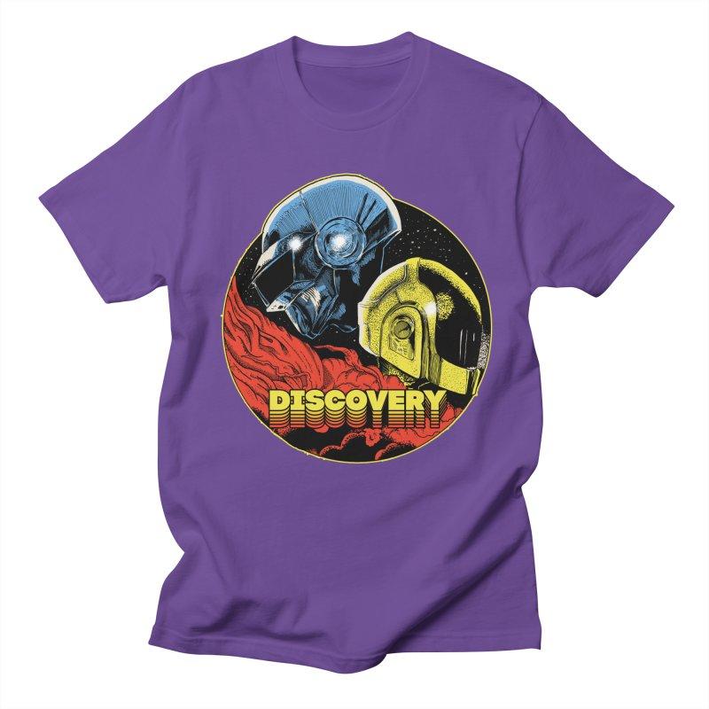 Discovery Women's Regular Unisex T-Shirt by RJ Artworks's Artist Shop