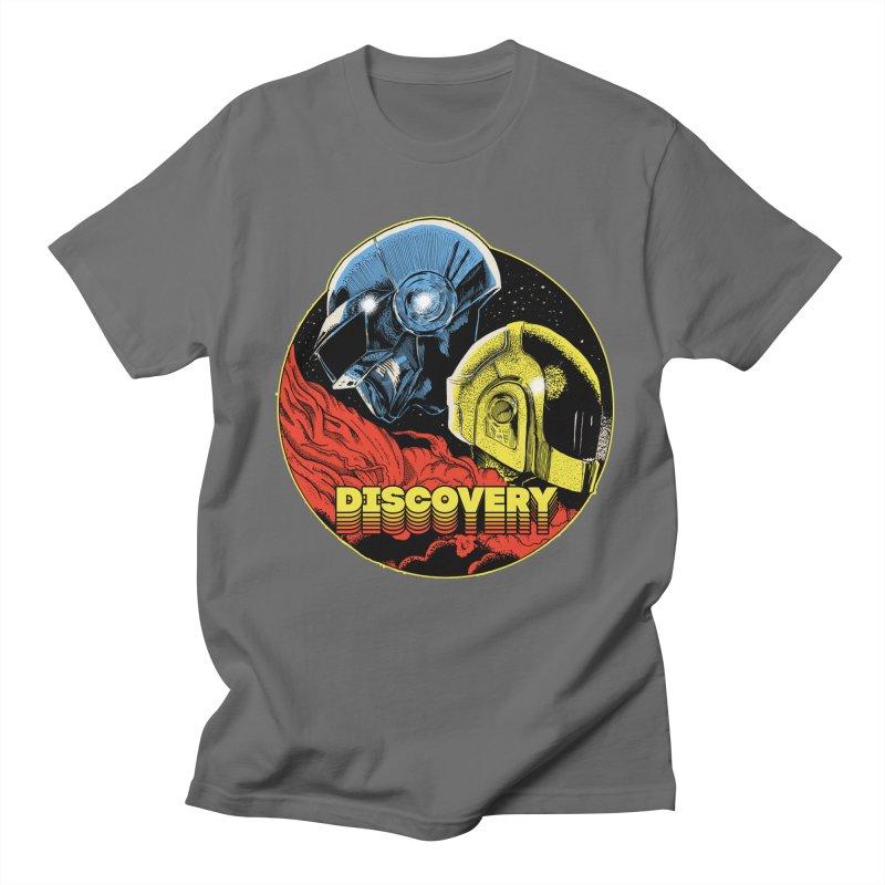 Discovery Men's T-Shirt by RJ Artworks's Artist Shop