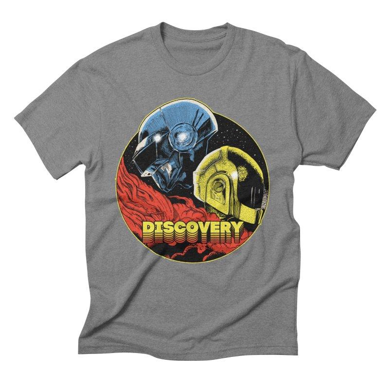 Discovery Men's Triblend T-Shirt by RJ Artworks's Artist Shop