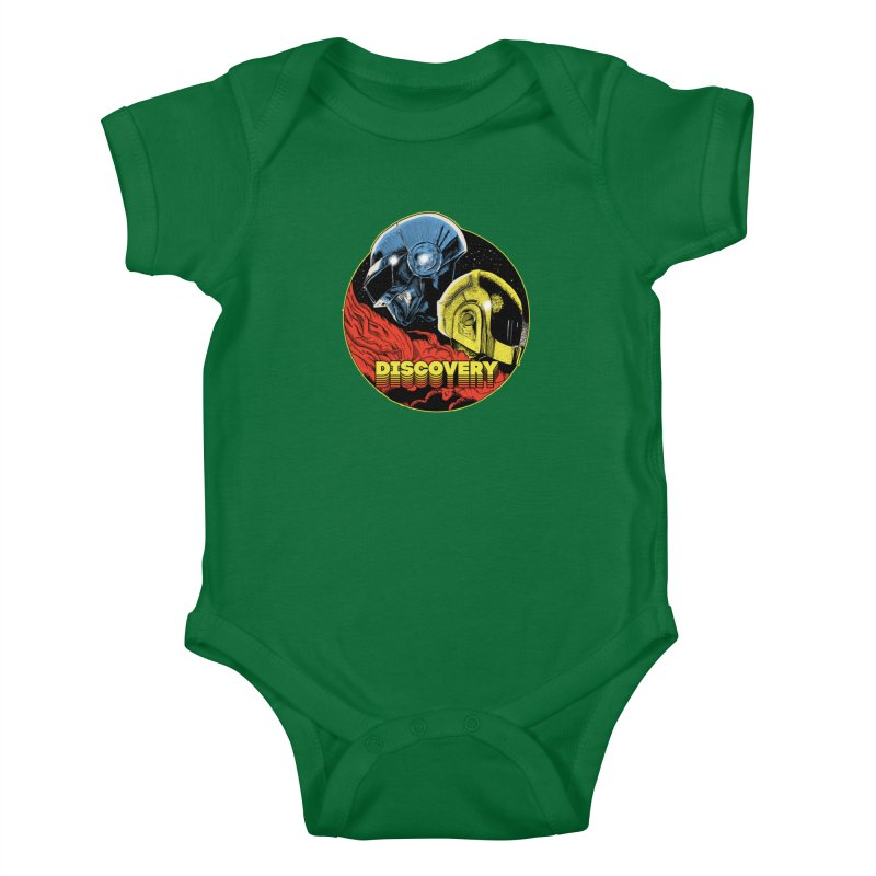 Discovery Kids Baby Bodysuit by RJ Artworks's Artist Shop