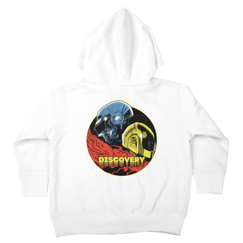 Discovery Kids Toddler Zip-Up Hoody by RJ Artworks's Artist Shop