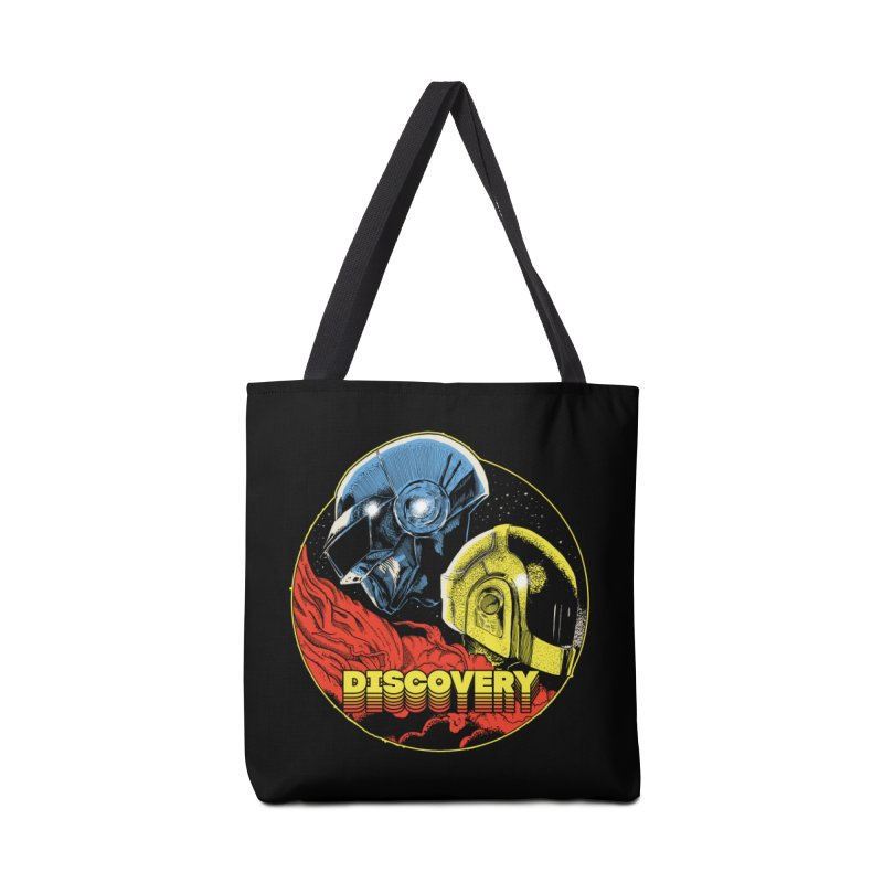 Discovery Accessories Tote Bag Bag by RJ Artworks's Artist Shop