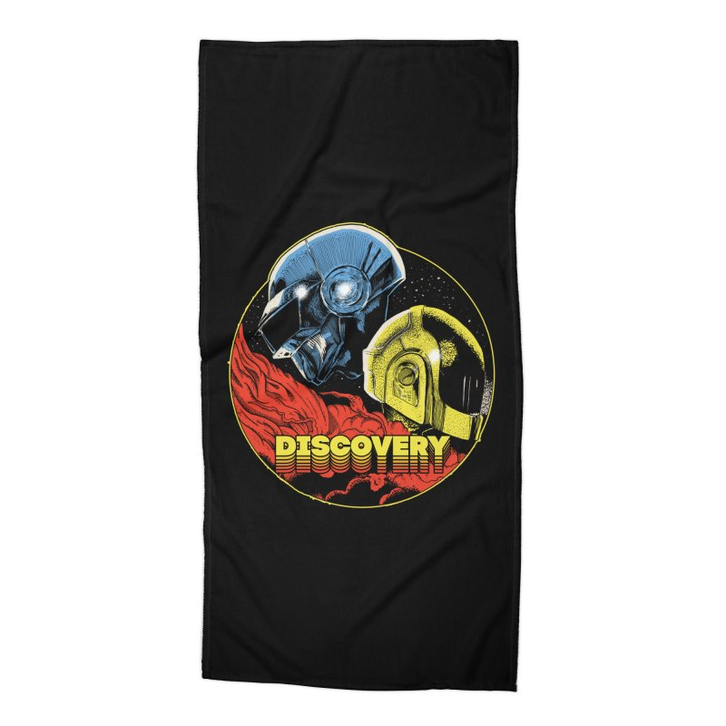Discovery Accessories Beach Towel by RJ Artworks's Artist Shop