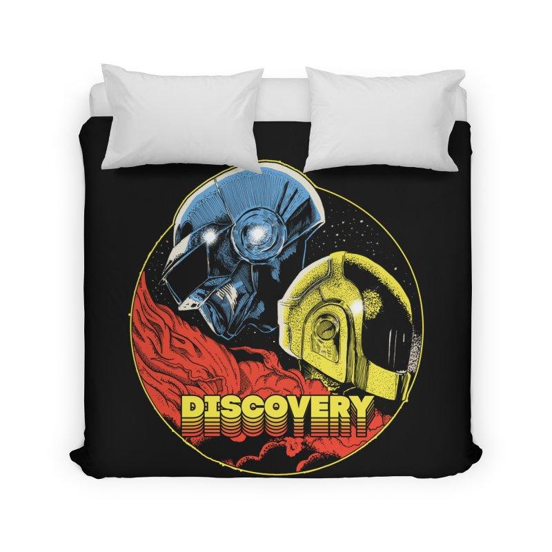 Discovery Home Duvet by RJ Artworks's Artist Shop