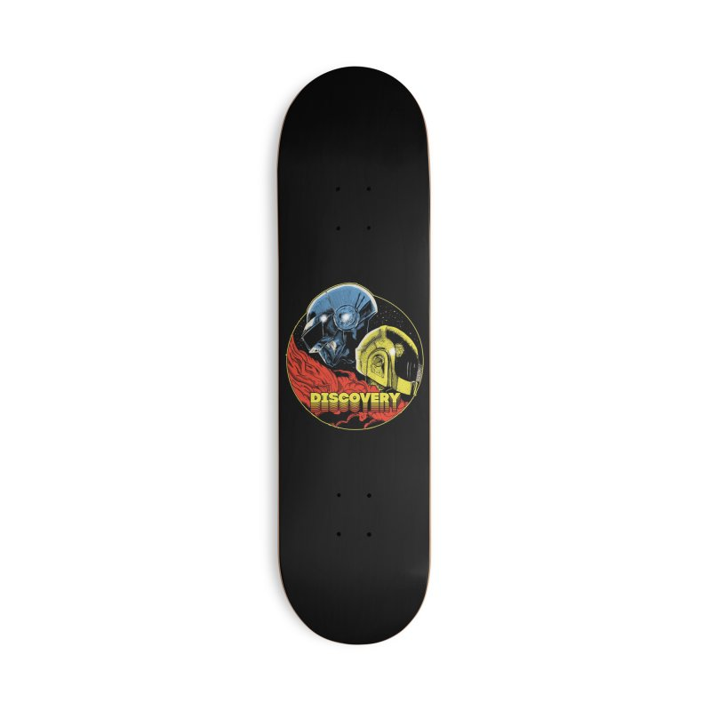 Discovery Accessories Skateboard by RJ Artworks's Artist Shop