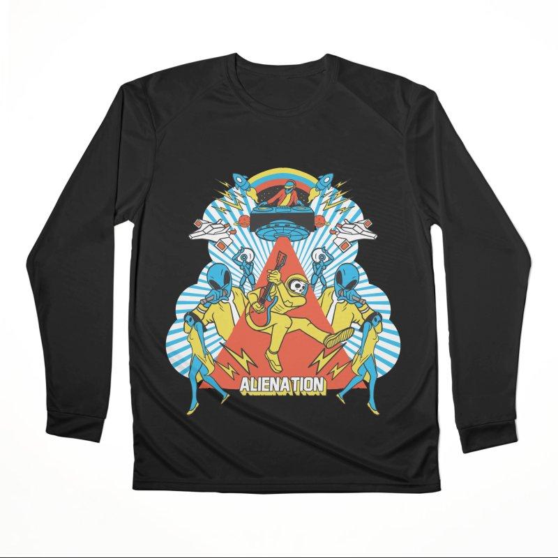 Alienation Men's Performance Longsleeve T-Shirt by RJ Artworks's Artist Shop