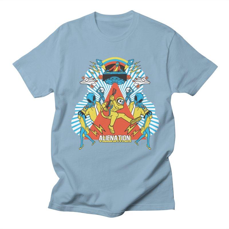 Alienation Women's Regular Unisex T-Shirt by RJ Artworks's Artist Shop