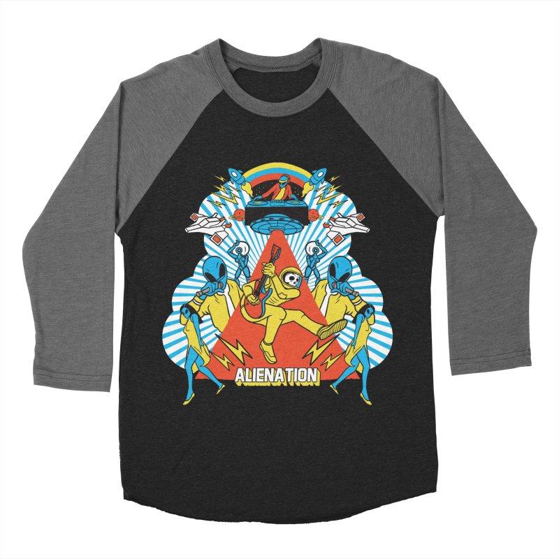 Alienation Women's Baseball Triblend Longsleeve T-Shirt by RJ Artworks's Artist Shop