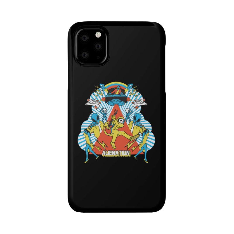 Alienation Accessories Phone Case by RJ Artworks's Artist Shop