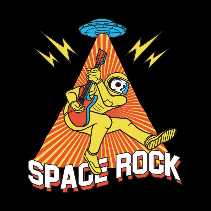 Space Rock by RJ Artworks's Artist Shop