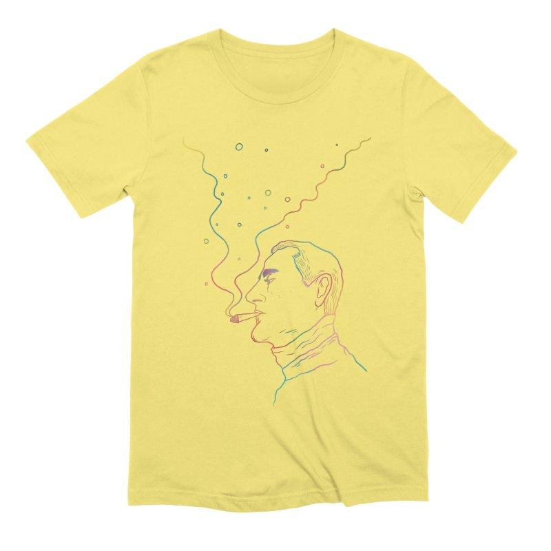 Sky Falling Men's Extra Soft T-Shirt by RJ Artworks's Artist Shop