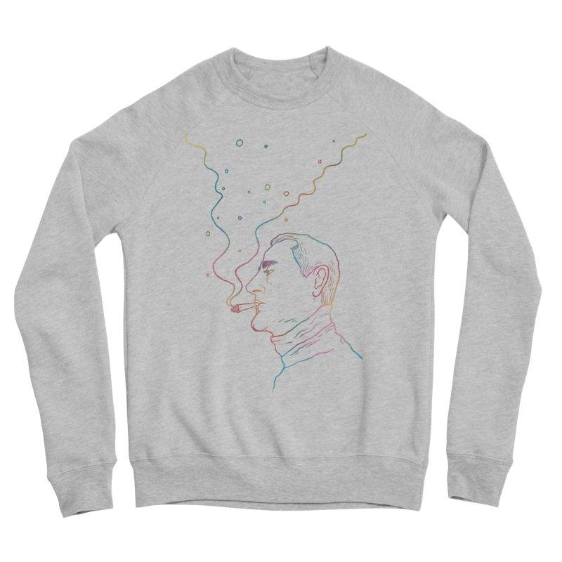 Sky Falling Women's Sponge Fleece Sweatshirt by RJ Artworks's Artist Shop