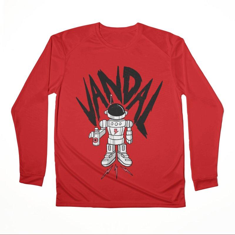 Vandal Men's Performance Longsleeve T-Shirt by RJ Artworks's Artist Shop