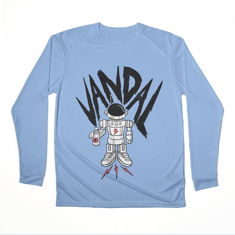 Vandal Women's Performance Unisex Longsleeve T-Shirt by RJ Artworks's Artist Shop