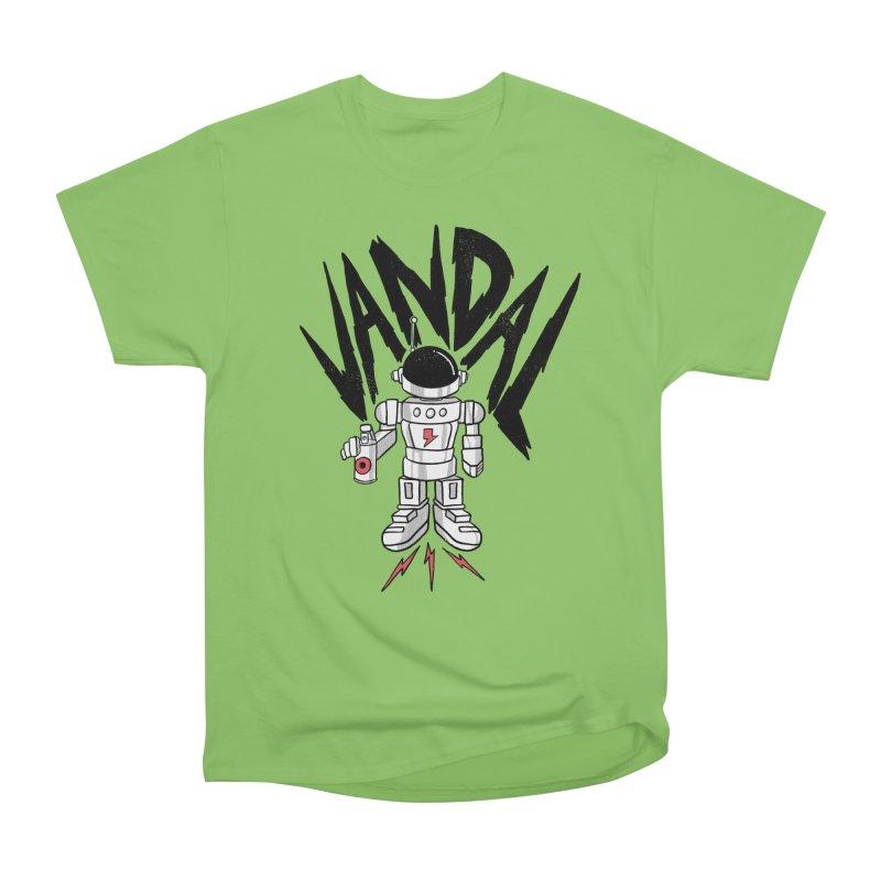 Vandal Women's Heavyweight Unisex T-Shirt by RJ Artworks's Artist Shop