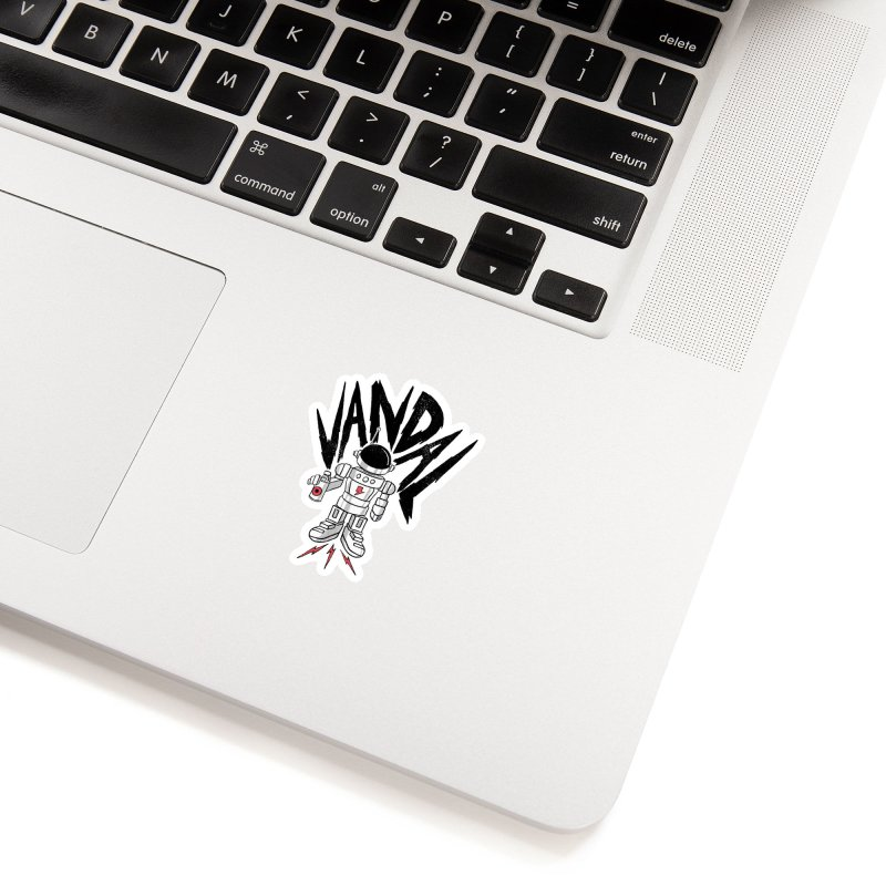Vandal Accessories Sticker by RJ Artworks's Artist Shop