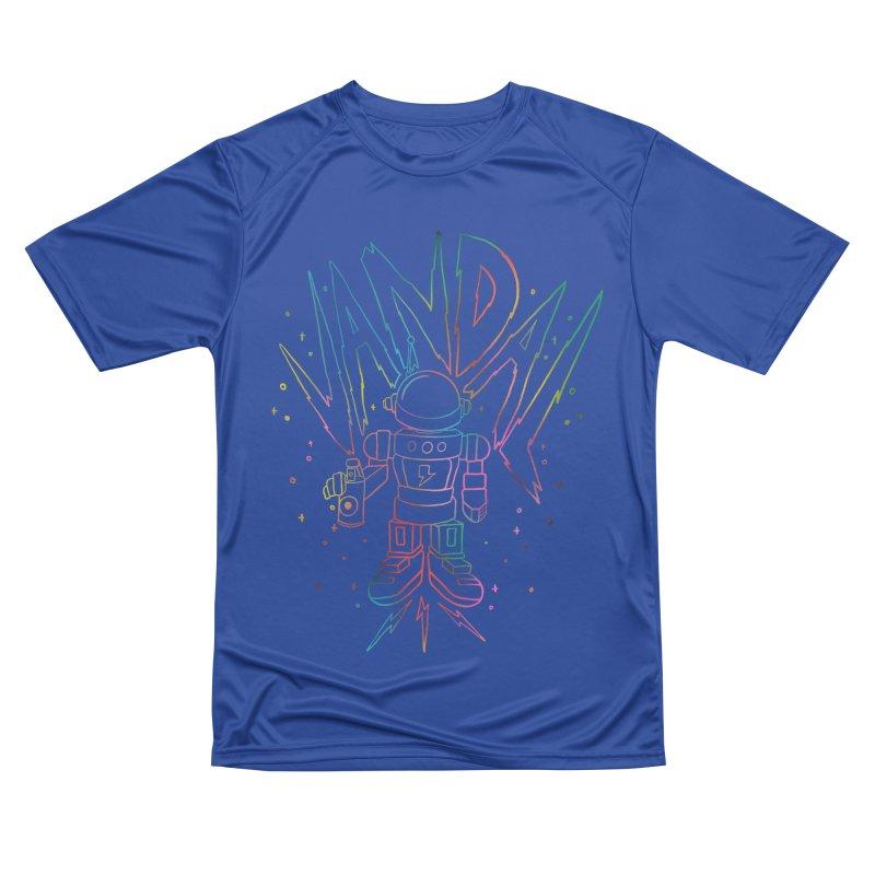 Neon Vandal Men's Performance T-Shirt by RJ Artworks's Artist Shop