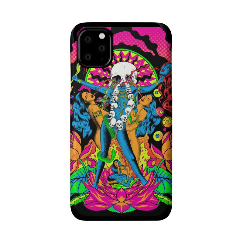 Metal Goddess Accessories Phone Case by RJ Artworks's Artist Shop