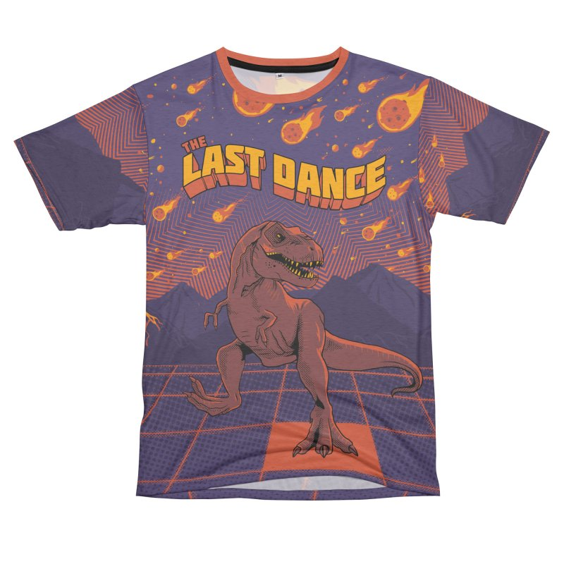 The Last Dance Women's Cut & Sew by RJ Artworks's Artist Shop