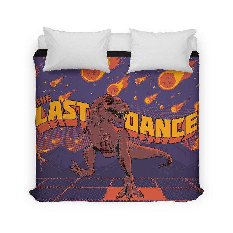 The Last Dance Home Duvet by RJ Artworks's Artist Shop