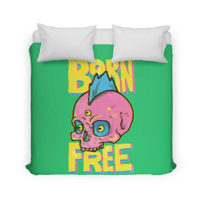 Born Free Home Duvet by RJ Artworks's Artist Shop