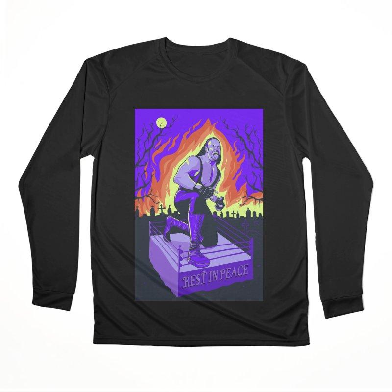Rest in Peace Men's Longsleeve T-Shirt by RJ Artworks's Artist Shop