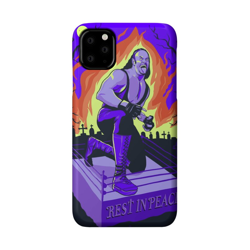 Rest in Peace Accessories Phone Case by RJ Artworks's Artist Shop