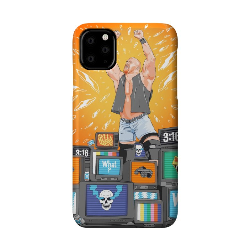 Glass Shatters Accessories Phone Case by RJ Artworks's Artist Shop