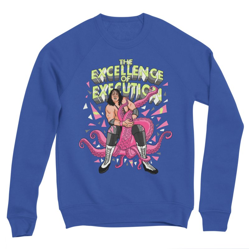 The Excellence of Execution Men's Sweatshirt by RJ Artworks's Artist Shop