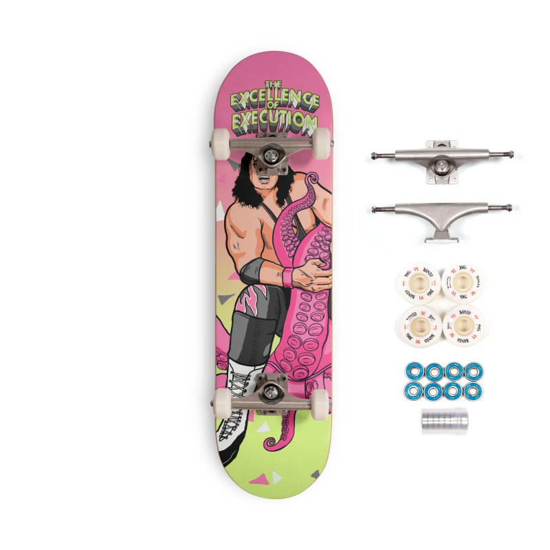 The Excellence of Execution Accessories Skateboard by RJ Artworks's Artist Shop