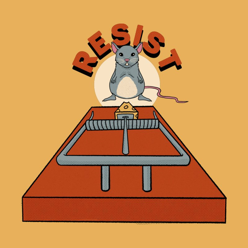 Resist Kids Baby T-Shirt by RJ Artworks's Artist Shop