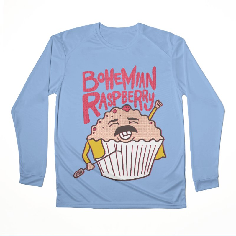 Bohemian Raspberry Men's Longsleeve T-Shirt by RJ Artworks's Artist Shop