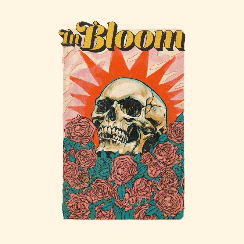 In Bloom Women's Sweatshirt by RJ Artworks's Artist Shop