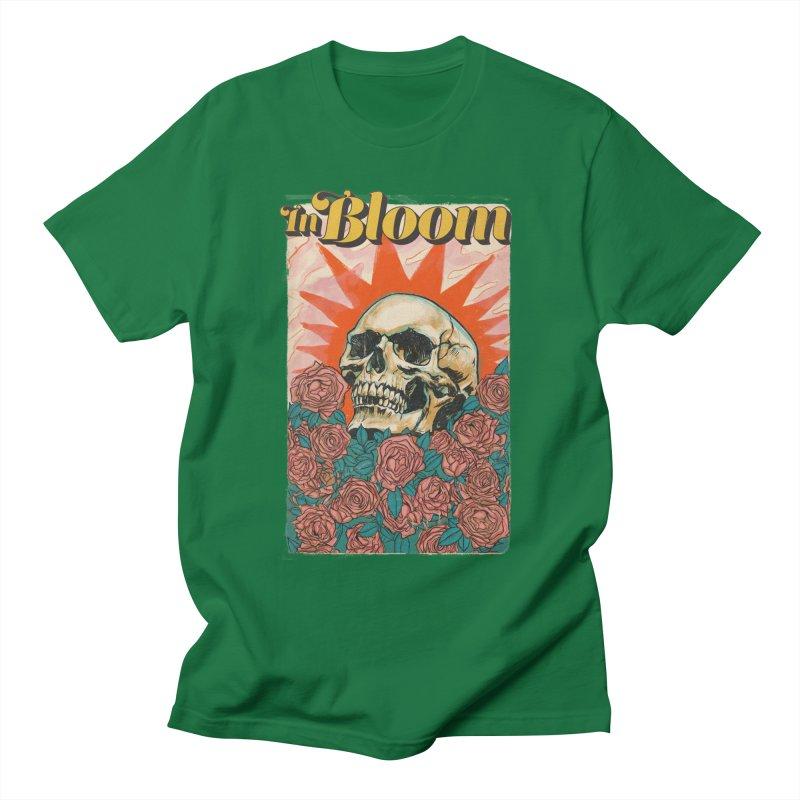 In Bloom Men's T-Shirt by RJ Artworks's Artist Shop