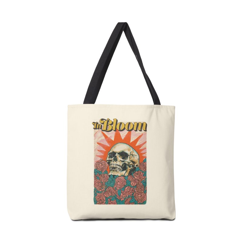 In Bloom Accessories Bag by RJ Artworks's Artist Shop