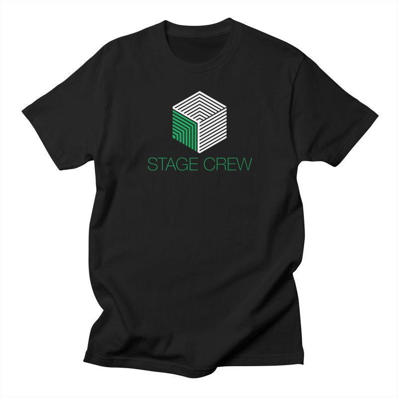 Stage Crew Men's Regular T-Shirt by