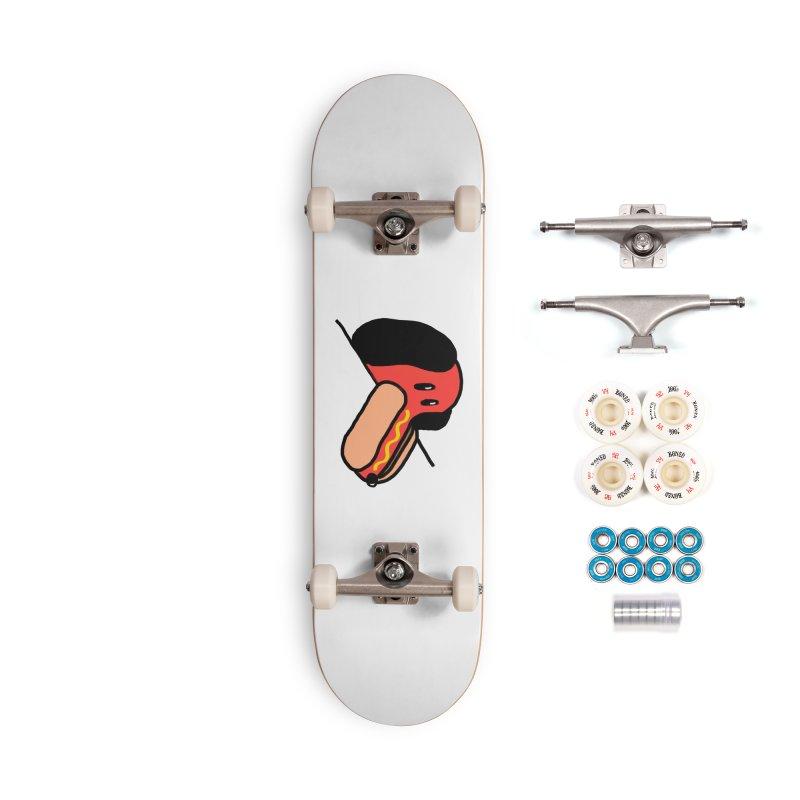 Just a weird scene # 32 Accessories Complete - Premium Skateboard by RL76