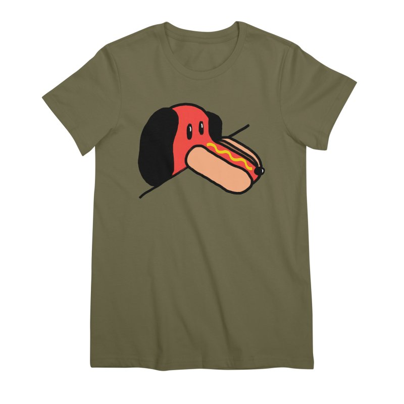 Just a weird scene # 32 Women's Premium T-Shirt by RL76
