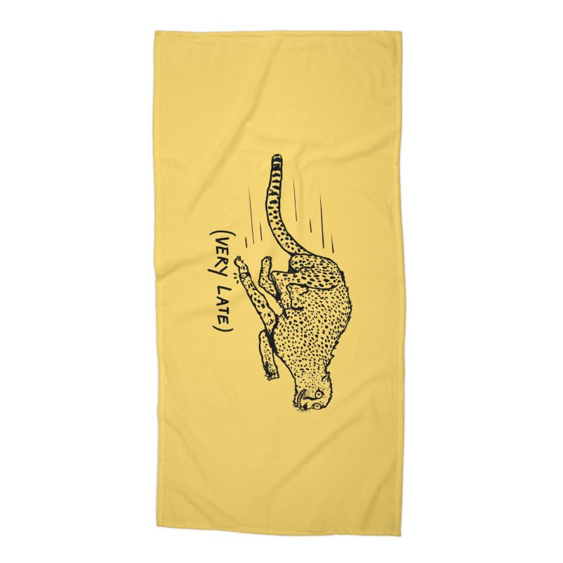 Just a weird scene # 08 Accessories Beach Towel by RL76