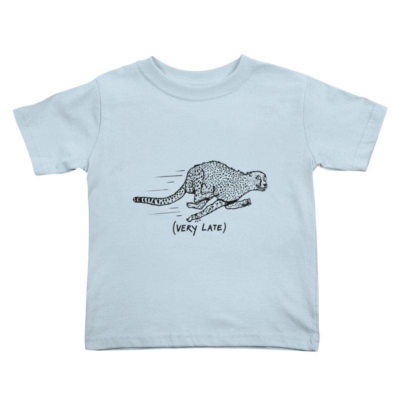 Just a weird scene # 08 Kids Toddler T-Shirt by RL76