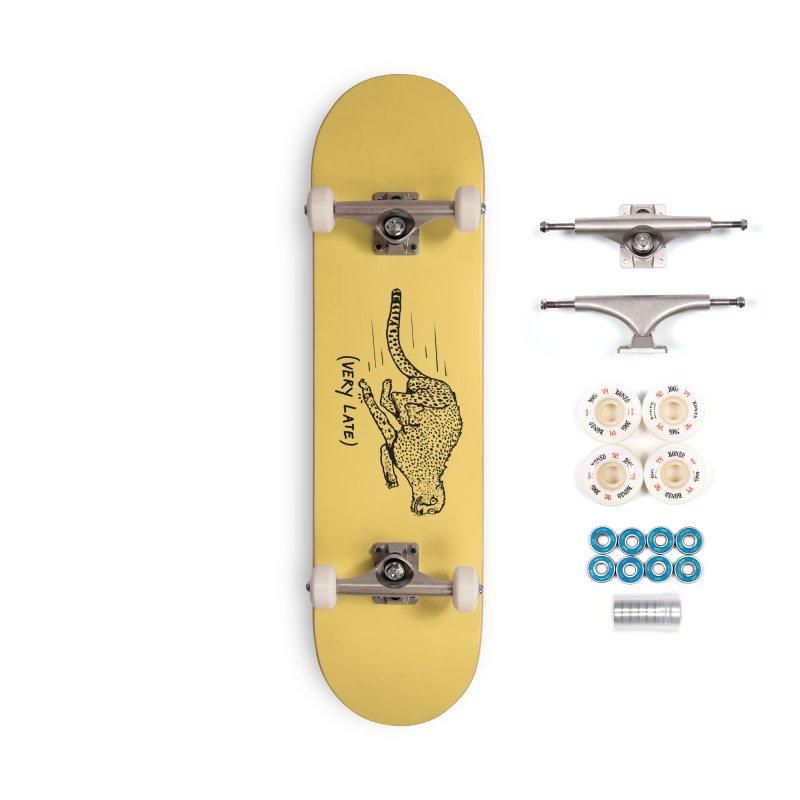 Just a weird scene # 08 Accessories Complete - Premium Skateboard by RL76