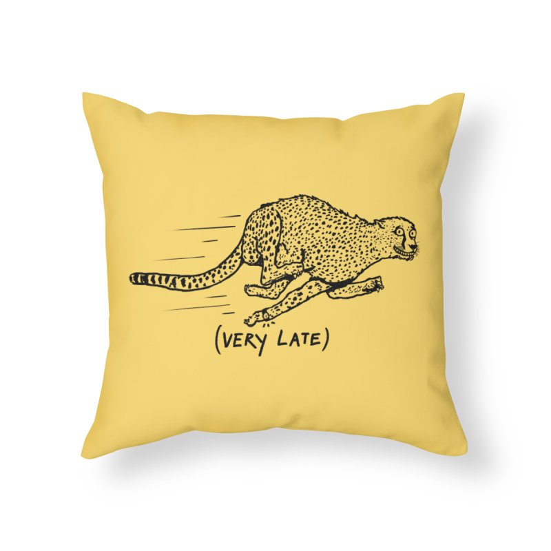 Just a weird scene # 08 Home Throw Pillow by RL76
