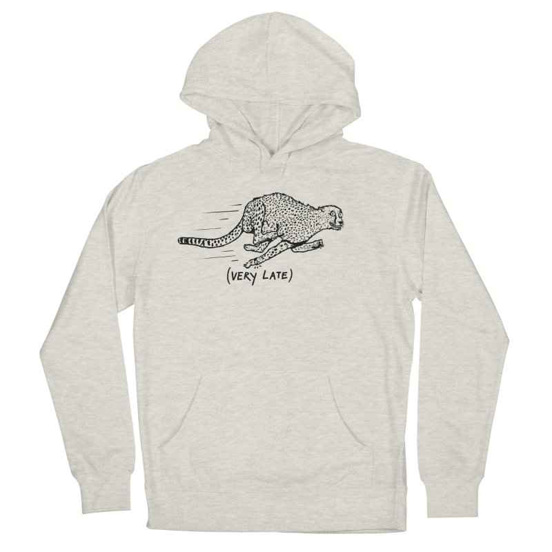 Just a weird scene # 08 Men's French Terry Pullover Hoody by RL76