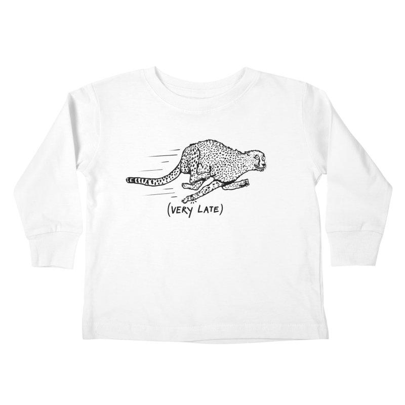 Just a weird scene # 08 Kids Toddler Longsleeve T-Shirt by RL76