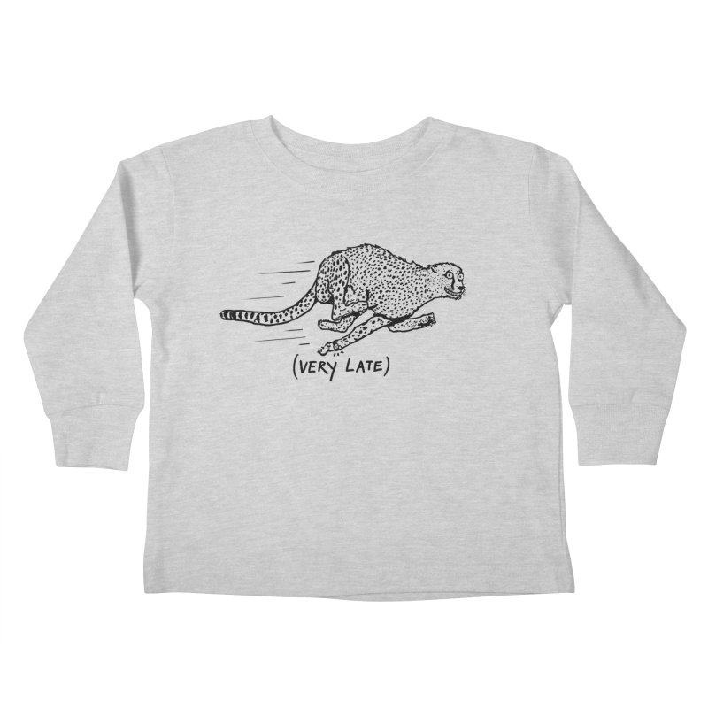 Just a weird scene # 08 Kids Toddler Longsleeve T-Shirt by RL76
