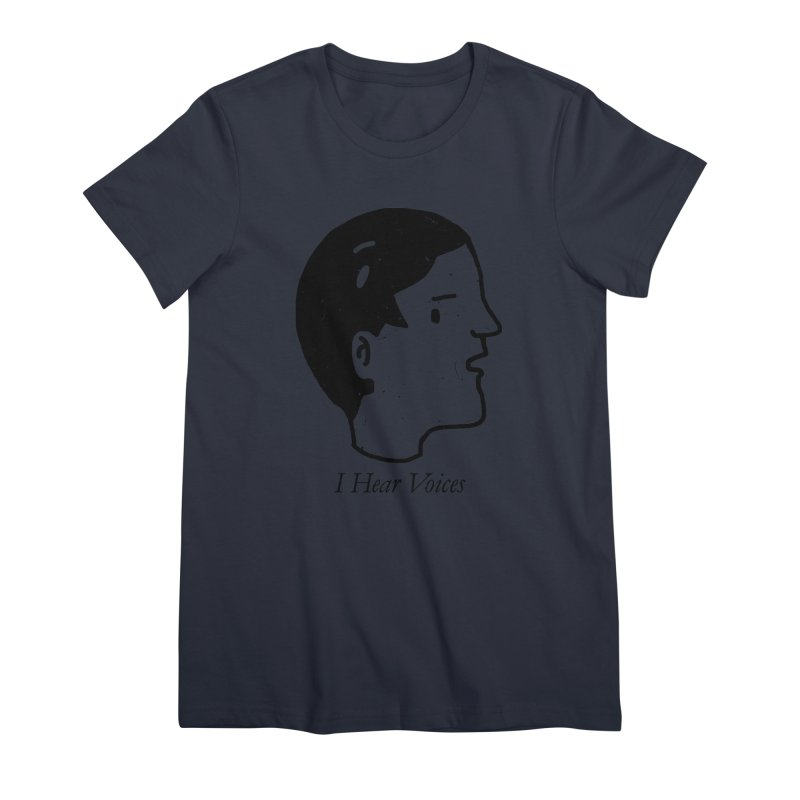 Just a weird scene # 26 Women's Premium T-Shirt by RL76